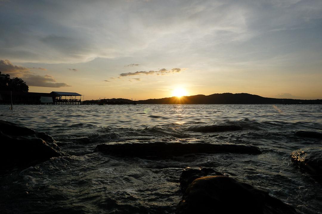 Koh Rong Sanloem - Sunrise