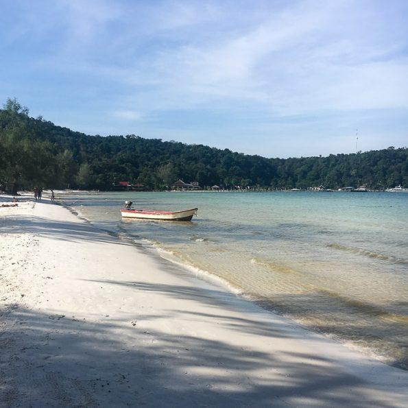 Koh Rong Sanloem - Sarecen Bay