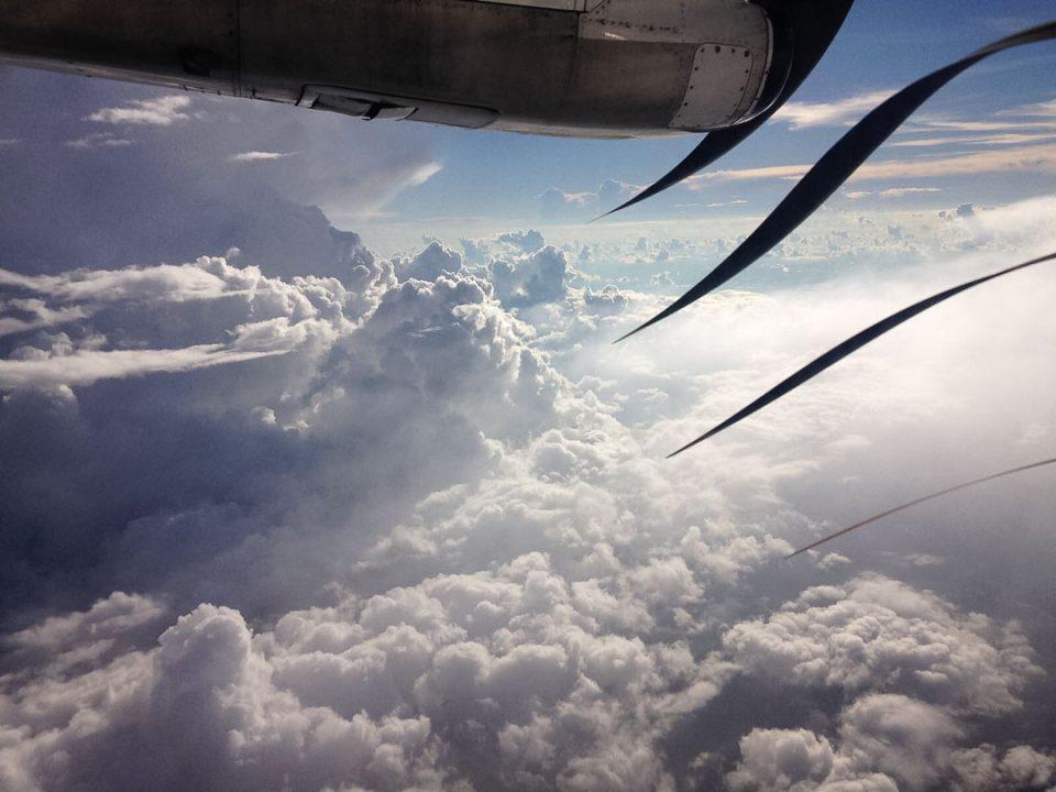 Bild_Über den Wolken