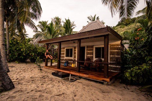 Beachfront Bure