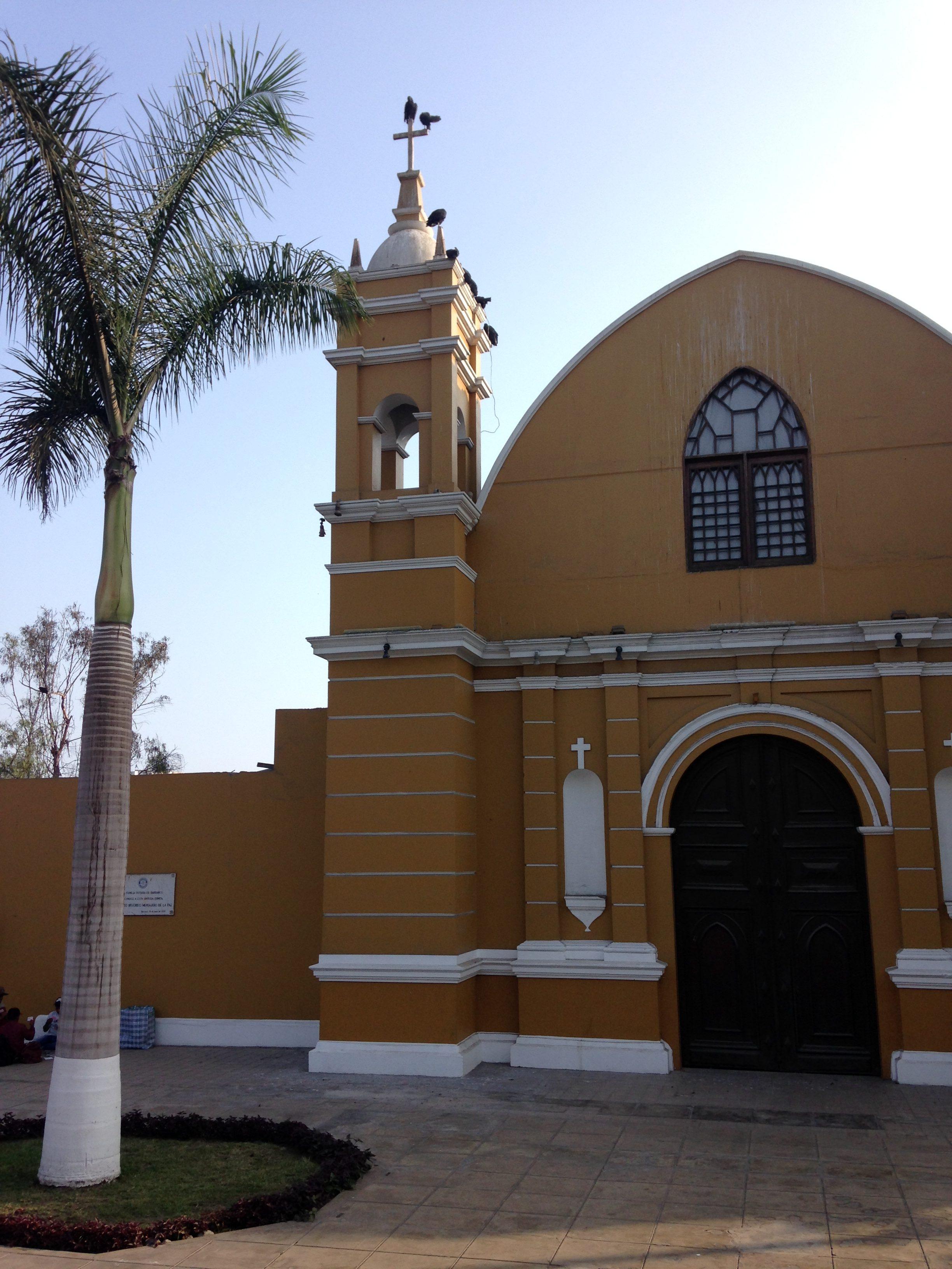 Iglesia Barranco