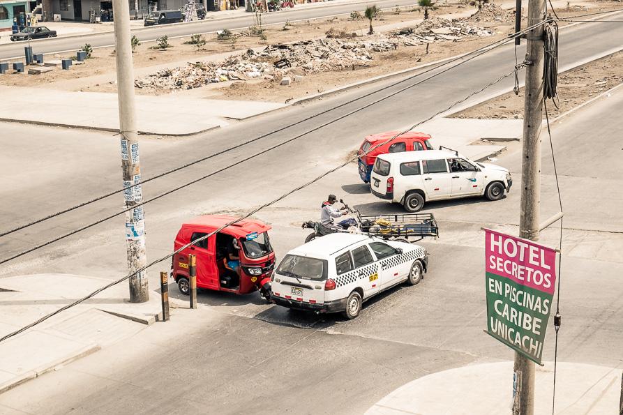 Moto Taxi vs. Taxi