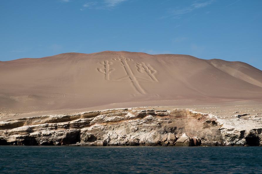 Inka Lines Paracas