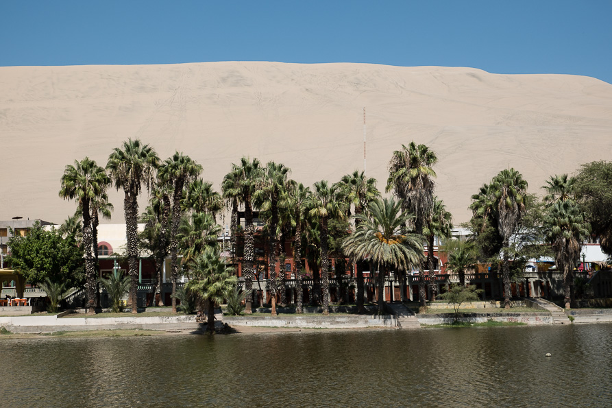 The oasis - Huacachina