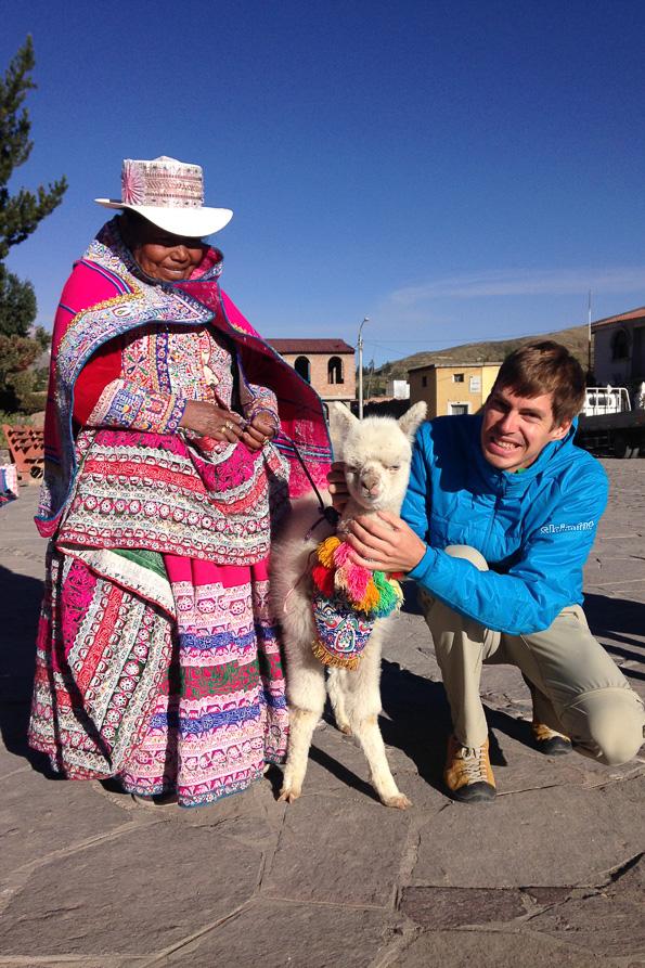 Babyalpaca Chivay Peru