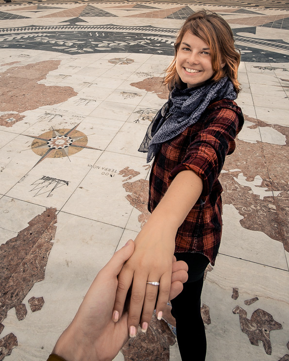 A world travellers proposal