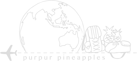 Purpur Pineapples