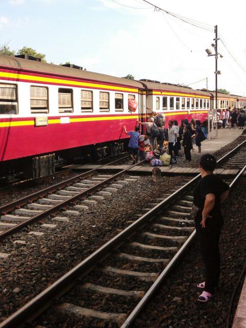 3. Klasse nach Ayutthaya
