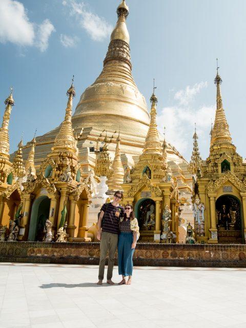 Yangon Schwedagon Pagoda