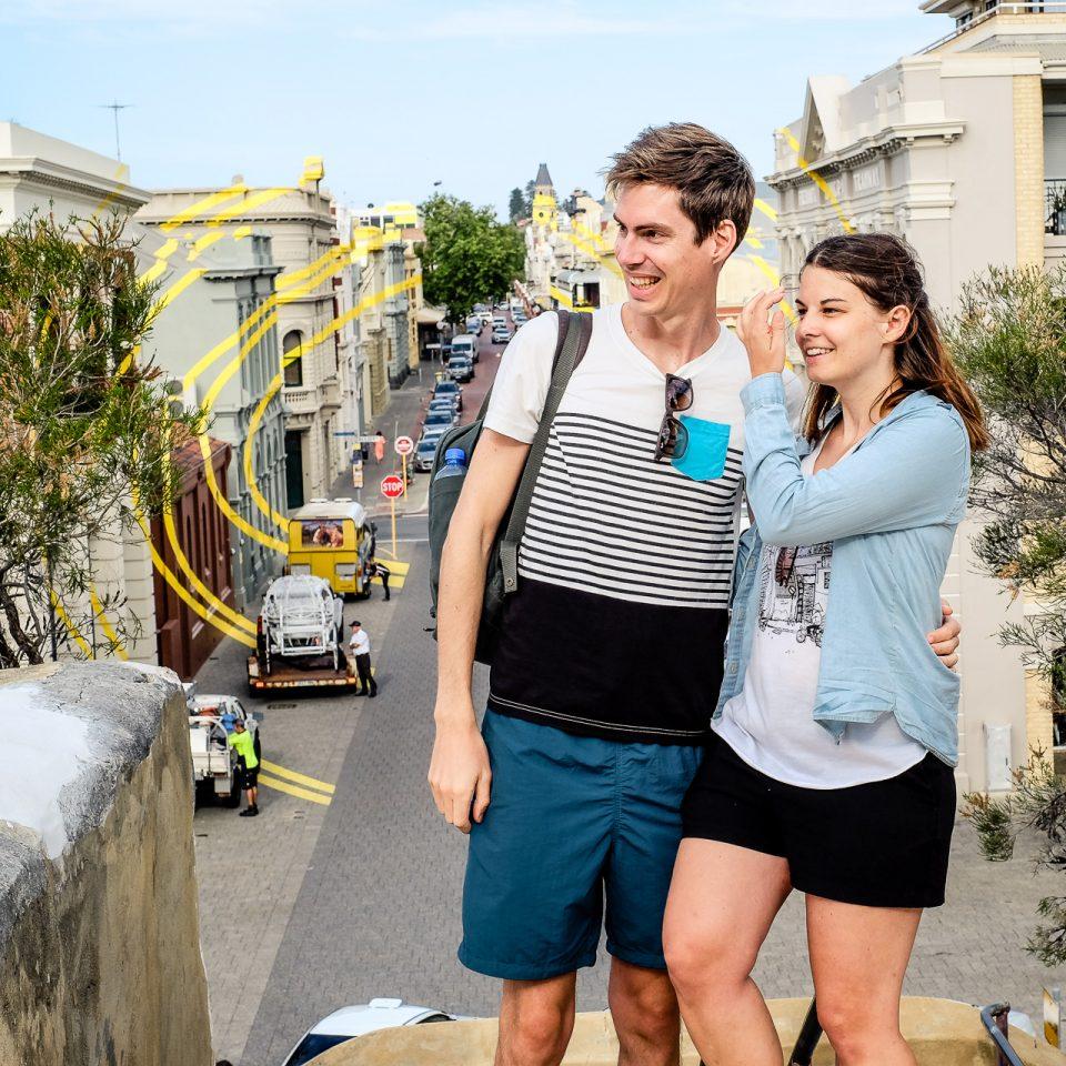 Wir entdecken Fremantle! Unsere Reise um die Welt!